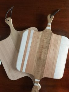Double Handled Board